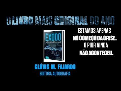 Êxodo - a saga do ouro azulo (trailer-book oficial)