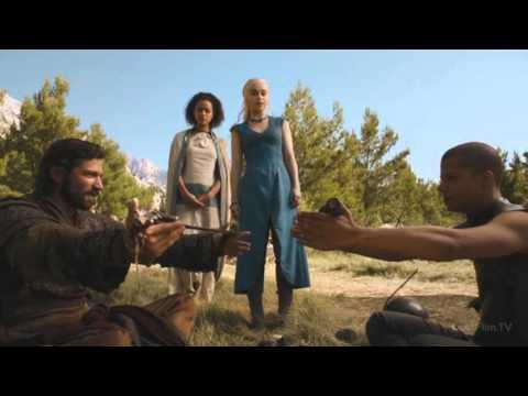 Daario Naharis and Grey Worm Gamble