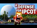 A Defense for IPCOT: The New Future World