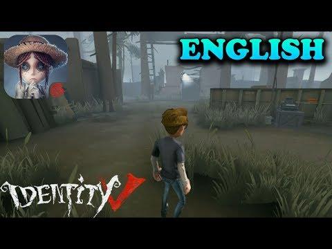 Identity V ( English Version ) - Android / iOS Gameplay