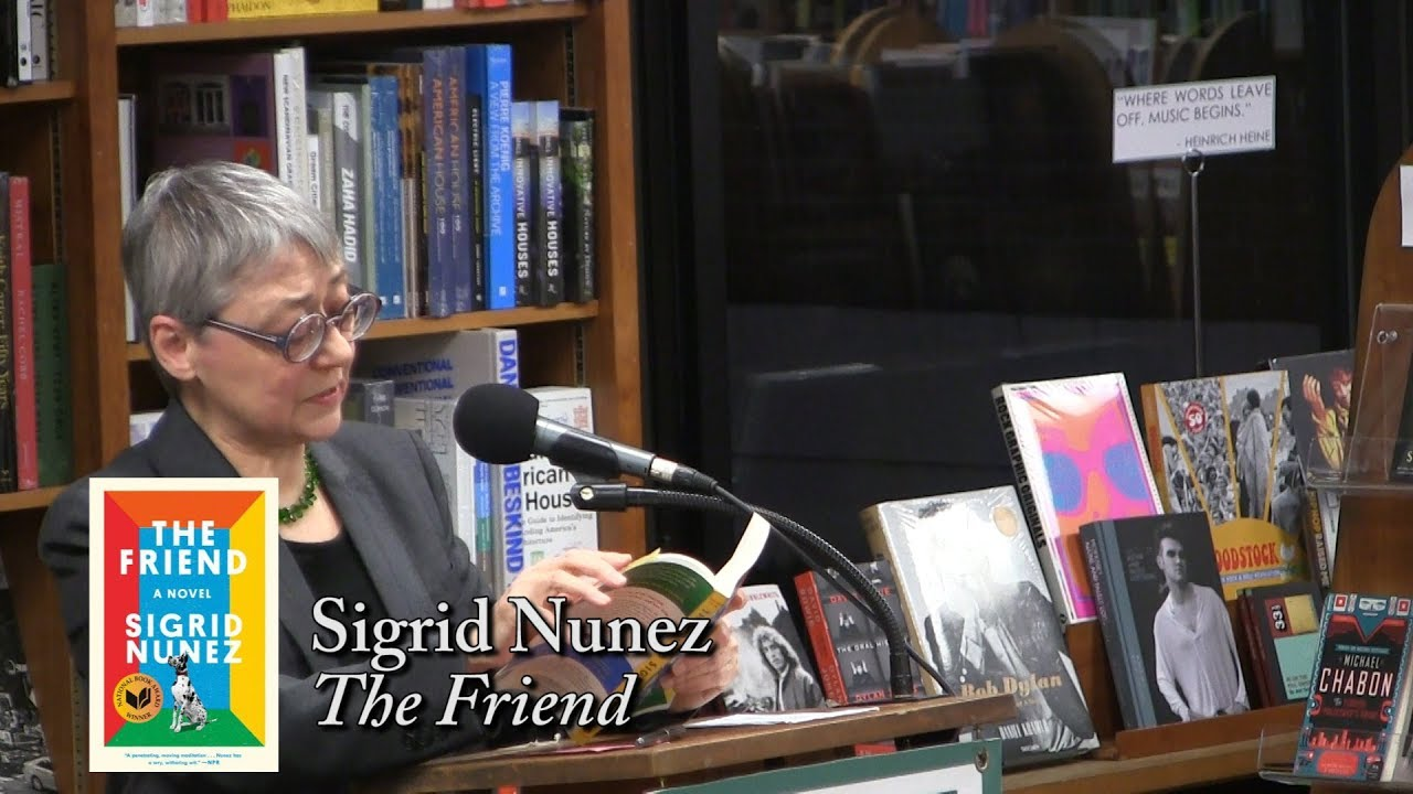 "Politics and Prose | Sigrid Nunez, ""The Friend"""