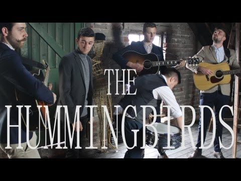 The Hummingbirds - In Spite Of All The Danger - Cover