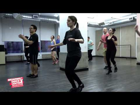 Tony Mayes | Beginner TAP | Broadway Dance Center NYC | #bdcnyc