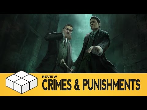 Sherlock Holmes : Crimes & Punishments Xbox One
