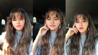 Selena Gomez via Instagram Live