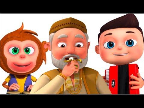 Video Lalaji Ne Kela Khaya - लाला जी ने केला खाया - Bal Geet - Minnu & Mintu Hindi Rhymes by Videogyan download in MP3, 3GP, MP4, WEBM, AVI, FLV January 2017