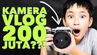 Video INI DIA KAMERA VLOGGING 200 JUTA... BAGUS GAK SIH?? PUNYA PAPA :) MP3, 3GP, MP4, WEBM, AVI, FLV Desember 2018