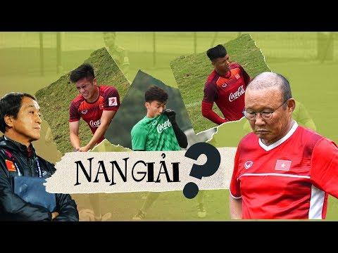 Cầu thủ U23 Việt Nam đổ gục, trợ lý Lee Young Jin phát chán vì thể lực của đội - Thời lượng: 10:14.