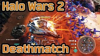 Hey guys, I was lucky enough to be invited by Creative Assembly to get a chance to preview and experience Halo Wars 2 early! I recorded multiple gameplays th...