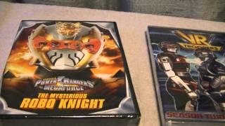 Video Power Rangers Megaforce  The Mysterious Robo Knight and VR Troopers Season 2 Vol.2 DVD Unboxing MP3, 3GP, MP4, WEBM, AVI, FLV Juli 2018