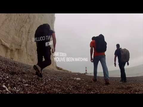 BASE JUMPING AT BEACHY HEAD 2013