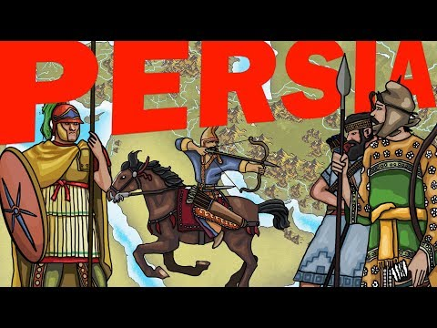 Empires of Ancient Persia explained in 10 minutes ( History of Iran )