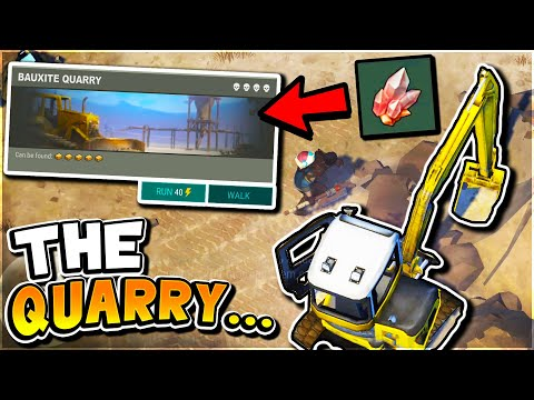 *NEW* BAUXITE QUARRY LOCATION! (new resources...) - Last Day on Earth Survival Season 9