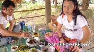 Loei, Thailand: Eating Thai Food In Issan