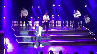 "Download Lagu 8 Nkotb Cruise 2014 Concert - Joe's ""Accident"" & Tonight - Group A Mp3"