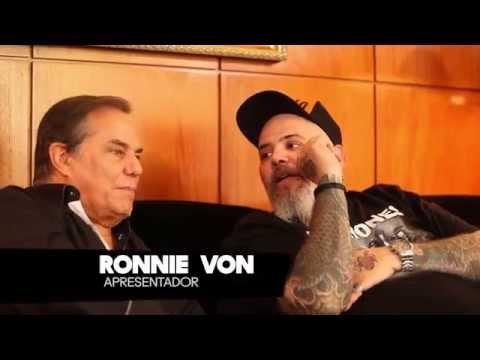 Ronnie Von e João Gordo falam sobre música, #selfie, política e maconha