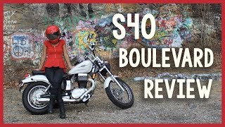 8. SUZUKI S40 BOULEVARD | Longterm Review | Best Beginner Motorcycle