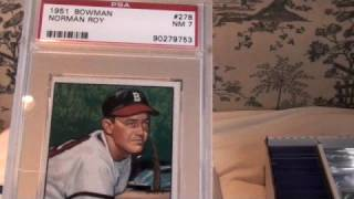 1951 Bowman Baseball Sports Card Vintage Set Collection