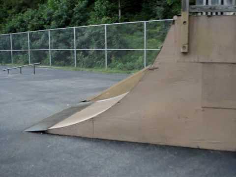 Dunkirk Skate Park Tour