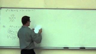 Intermediate Algebra Lecture C.1 Part 6