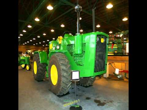 Visit of the John Deere Headquarters and Museum