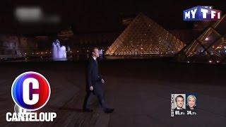 Video Emmanuel Macron ou le petit enfant perdu du Louvre - C'est Canteloup du 8 mai MP3, 3GP, MP4, WEBM, AVI, FLV Juli 2017