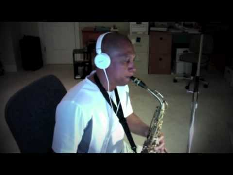 Whitney Houston - I Have Nothing - (Saxophone Cover By James E. Green)