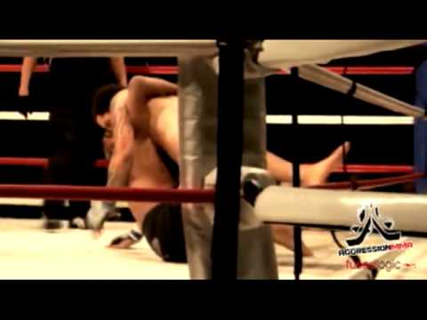 Aggression MMA: Cyrille Diabate vs. Marcus Hicks