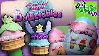 """Item provided for review by Imperial Toy.  We open up some cute blind bags and surprise eggs with Disney D-Lectables toys (Collection 1 and 2) inside!SUBSCRIBE and never miss a video! http://www.youtube.com/subscription_center?add_user=BinsToyBinAbout Bin's Toy Bin →Adventures in toy collecting! Join husband and  wife team, Bin and Jon (and their son Teagan, too) as they review the latest (and sometimes not-so-latest) toys in their own unique way! Check back daily for new videos!  Also be sure to visit our 2nd YouTube channel for our Family Vlogs!MORE FUN TOY VIDEOS TO ENJOY ON OUR FAMILY-FRIENDLY PLAYLISTS:Our Previous D-Lectables Opening - https://www.youtube.com/watch?v=74ulMfpgFMI&index=22&list=PLjr8-7syO5b2jpf1ZjJb8Sllim469QJyWRare GOLD Limited Edition Minions Mineez Figure FOUND - https://www.youtube.com/watch?v=sbxVm5UKJ3ADisney Crossy Roads Mystery Hangers Opening - https://www.youtube.com/watch?v=HyjTV0TJETUGET YOUR OFFICIAL BIN'S TOY BIN GEAR! →  http://binstoybin.spreadshirt.com/Follow Bin & Jon → Bin's Toy Bin Family Vlogs (Our 2nd YouTube Channel): http://www.youtube.com/BinsToyBinTravelOfficial Site: http://binstoybin.com/IG: @binstoybinFB: https://www.facebook.com/BinsToyBinSnapchat: real_binstoybinTwitter: @BinsToyBinG+: https://plus.google.com/+BinsToyBinMUSIC USED:""""Beach Front Property"""" by Silent Partner from YouTube Audio Library"""