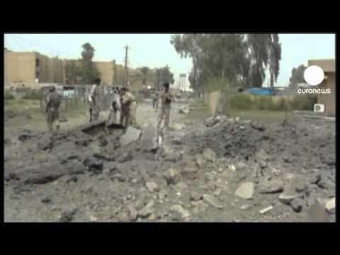Doppelanschlag im Irak