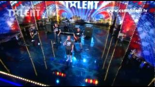 Video Brainscan | Česko Slovensko má talent 2011