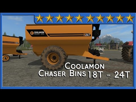 Coolamon Chaser Bins 18T and 24T v1.0