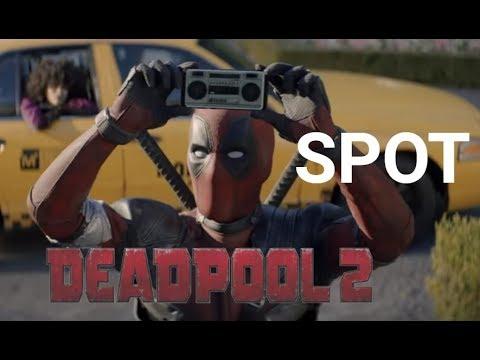 Deadpool 2 | Spot - Boombox 30 sek | 2018