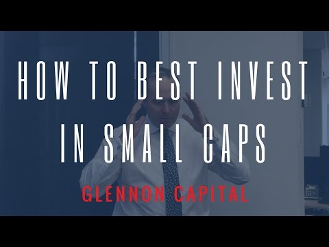 How to best invest in small caps?