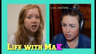 Life with MaK judging me for 7 minutes | asmr reaction