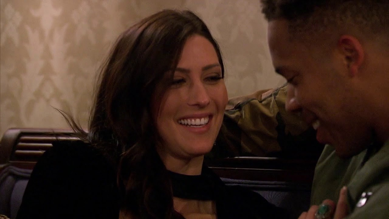 Wills is Falling in Love – The Bachelorette