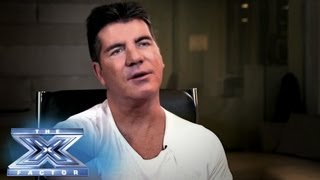 Simon Cowell's 5 Audition Tips - THE X FACTOR 2013