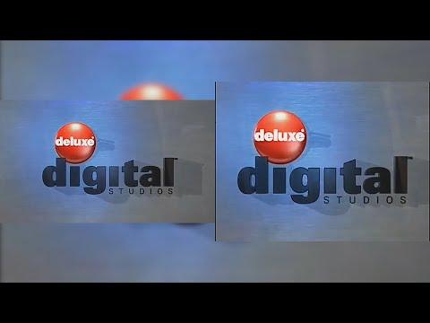 Deluxe Digital Studios (2006-2016) Logo
