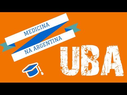 Medicina na Argentina, Universidade de Buenos Aires - UBA, Parte 01