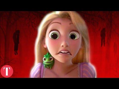 10 Dark Secrets Of Disney Princesses