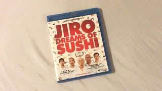 Nonton Jiro Dreams of Sushi (2011) Blu Ray Review and Unboxing Film Subtitle Indonesia Streaming Movie Download