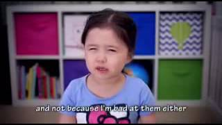 This little girl talking about New Year resolutions is a hit on social media