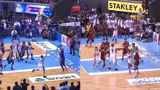 FLASHBACK: Paul Lee's clutch jumper against Alaska