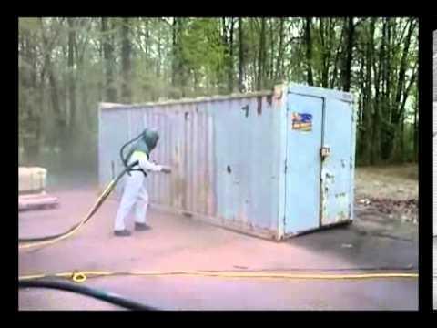 Sand Blasting Equipment