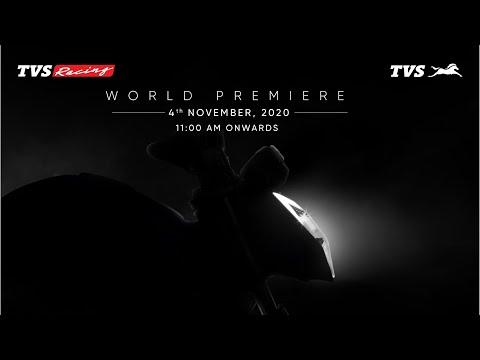 TVS Apache Series - World Premiere