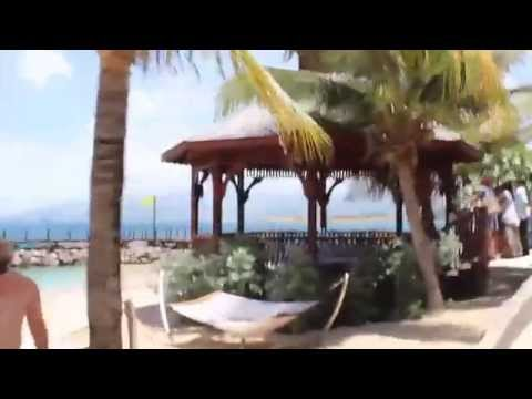 Sandals LaSource Grenada Tour and Water Sports Information Part 1