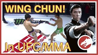 Video WingChun in UFC / MMA! MP3, 3GP, MP4, WEBM, AVI, FLV Desember 2018