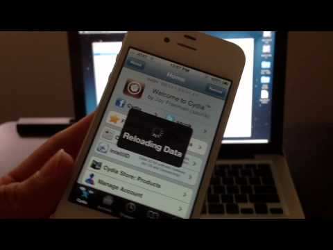 How To Save Your SHSH Blobs to Downgrade Your iOS Device (видео)