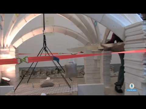 Demolition Vandelvira Gewölbe