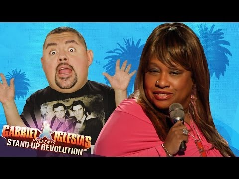 Thea Vidale - Gabriel Iglesias Presents: StandUp Revolution! (Season 2)